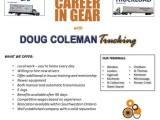 Doug Coleman Trucking, Endorsement
