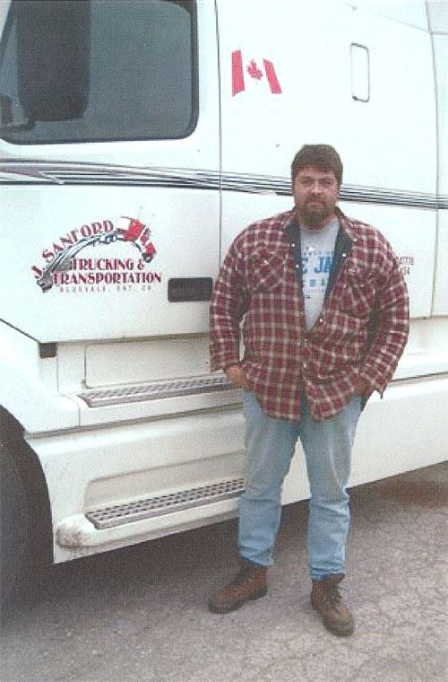 Gordon Maher, ontario truck training academy