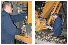 Heavy Equipment Operator Training
