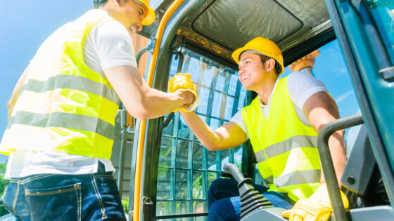 What to Expect from Heavy Equipment Training