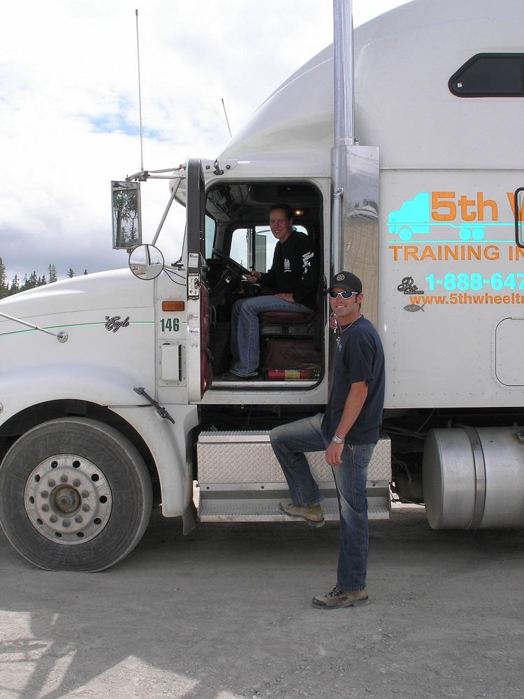 Ontario Truck Driving Schools